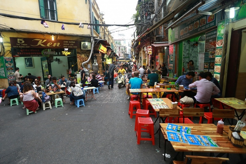 Beer Hoi Hanoi