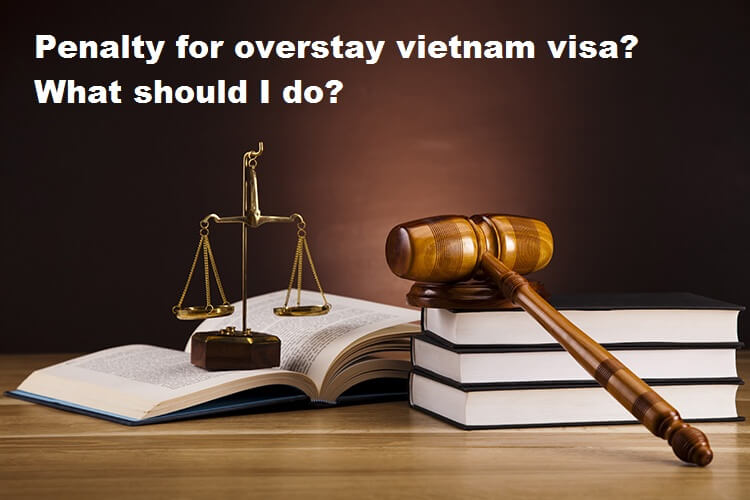 What is the Administrative Penalty for Overstay in Vietnam?