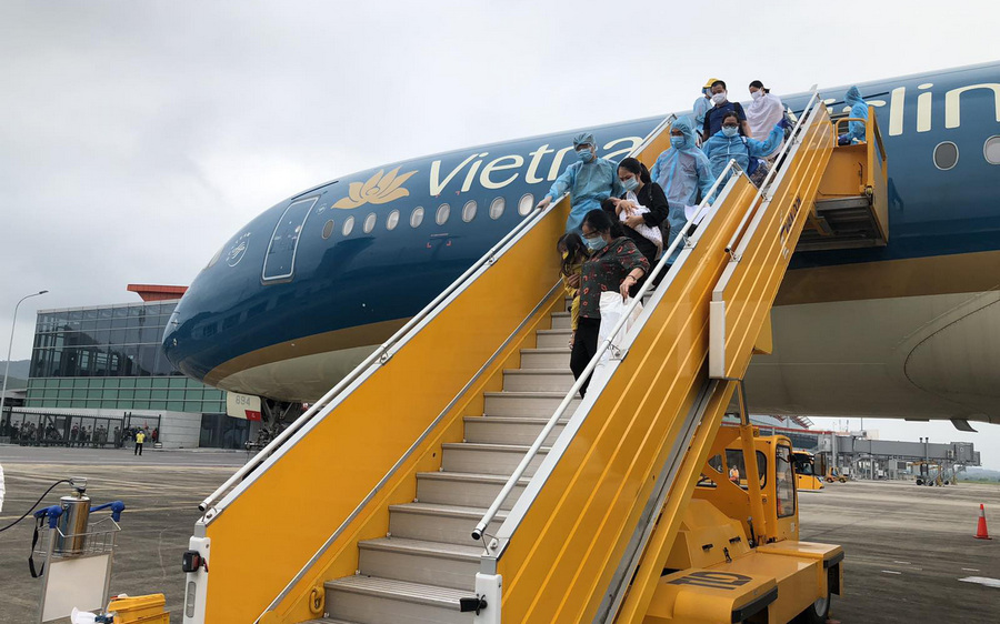 Repatriation procedures for Vietnamese living in Canada